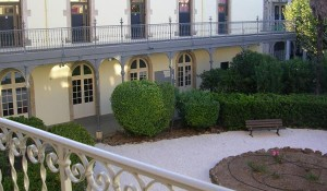 Lycée la Trinité in Béziers, Frankrijk